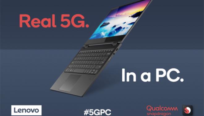 Prezantohet laptopi i parë në botë me 5G