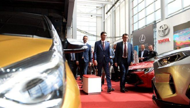 Shala vlerëson industrinë e automobilave dhe fton investitorët e kësaj fushe për të investuar në Kosovë