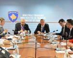 Ministria e Financave dhe Banka Botërore mbajtën tryezën e parë për Instrumentin për Zhvillimin e Politikave