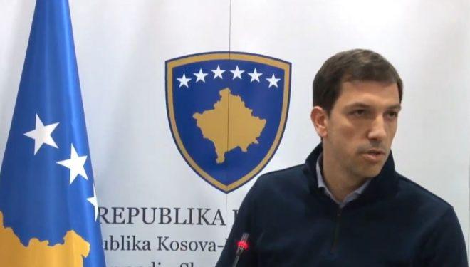 Sejdiu: Sulmet e Hotit ndaj PSD-së s'e maskojnë partneritetin e djeshëm të LDK-së me Veselin