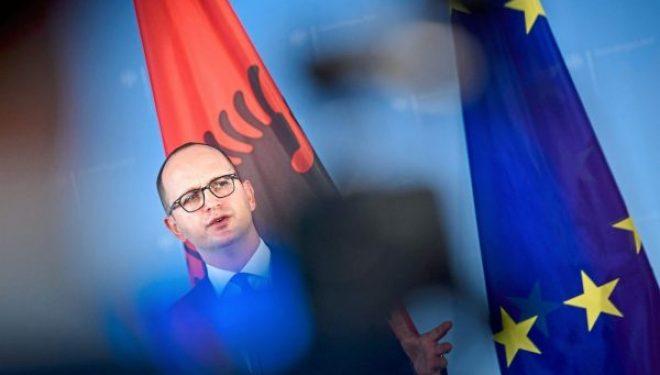 Bushati: Sinjal inkurajues nga Gjermania dhe Franca për dialogun Kosovë-Serbi