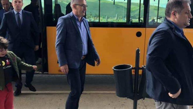 Linja e re e autobusit Prishtinë-Aeroport, mërgimtarët të kënaqur (Video)