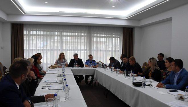 """Prokuroria Themelore në Prishtinë organizon trajnim me temën """"Dhuna në familje"""""""