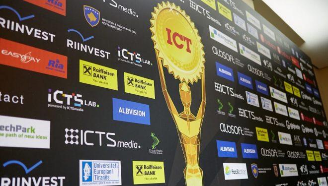 Edicioni i 7-të i ICT Awards zbuloi më të mirët e kombit në teknologji