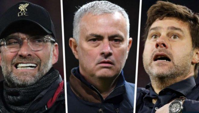 Mourinho: Edhe Klopp, edhe Pochettino meritojnë trofe
