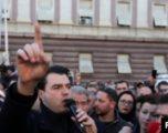 Opozita në Shqipëri proteston dhe refuzon dialogun