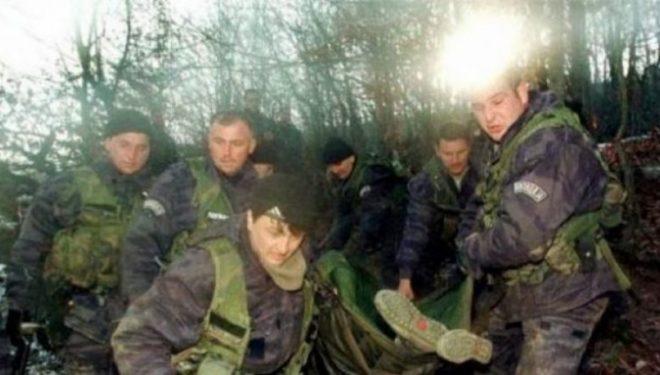 Ministri serb krenohet me humbjet në Betejën e Pashtrikut dhe Koshares