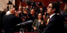 Pritjet nga presidenti i ri i Maqedonisë së Veriut