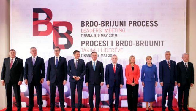 """Samiti """"Brdo – Brijun"""" trajton integrimin e Ballkanit dhe dialogun Kosovë – Serbi"""