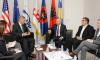 Mustafa dhe ambasadori amerikan flasin për përplasjet e Thaçit, Veselit e Haradinajt