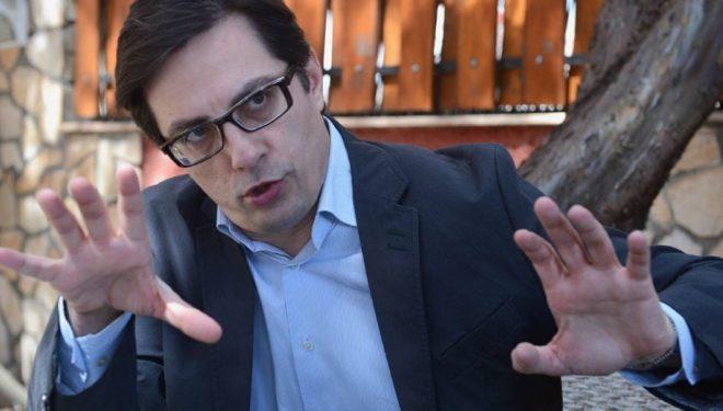 Pendarovski: Ide më të keqe se ndryshimi i kufijve s'kam dëgjuar ndonjëherë