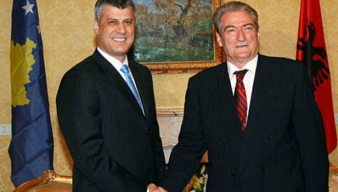 Thaçi: Sali Berisha argat i Millosheviqit kundër UÇK-së, mirë bëri Rugova që e injoroi
