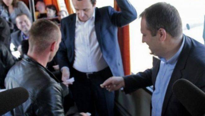 Ahmeti: Kurti nuk më foli në rrugë, as nuk ma ktheu SMS-in që ia shkrova sa ishte në spital