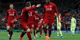 Liverpooli s'ka të ndalur, Origi shënon sërish