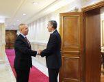 Veseli e Thaçi takojnë Gjeneralin Orr, ritheksohet përkrahja e Iowas për Kosovën