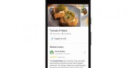 Google Maps tregon pjatat më të preferuara të restoranteve