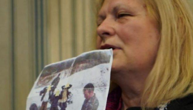 Ky është njëri nga serbët e dyshuar për dhunimin e tmerrshëm të gruas kosovare