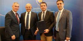Gashi nënshkruan memorandume bashkëpunimi me komunën e Gjakovës