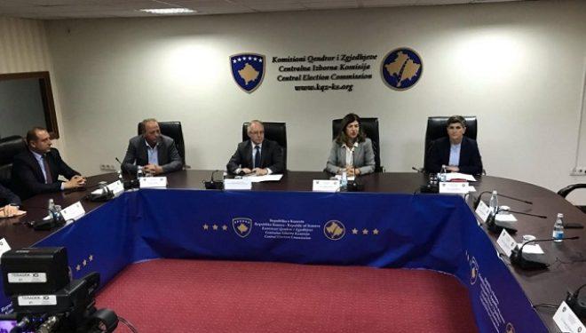 Mbi 200 zyrtarë të OSBE-së do të angazhohen për zgjedhjet në veri