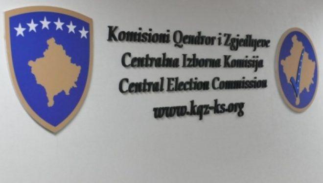 KQZ certifikon PDK-në, LDK-në dhe koalicionin PSD-AAK