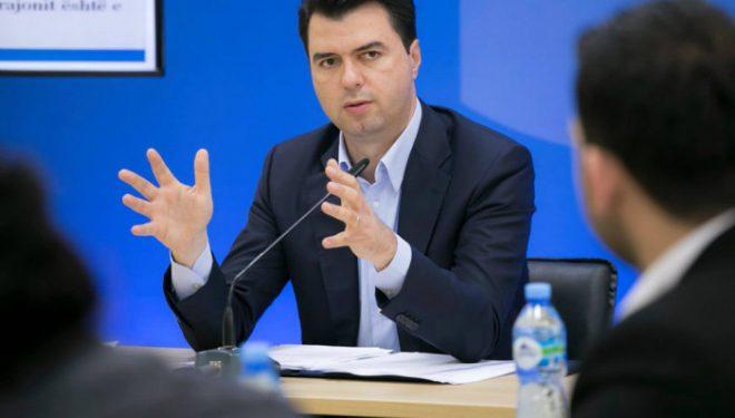 Basha: Edhe mua më është prezantuar nga Serbia ideja e ndryshimit të kufijve të Kosovës