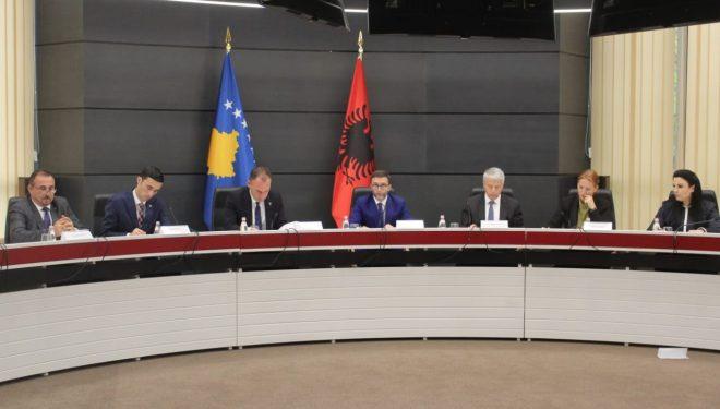 Shqipëria dhe Kosova, angazhim për zonë të përbashkët