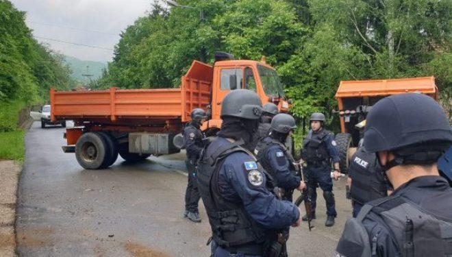 """""""Qytetarët serbë kanë dhënë informacione"""" për të dyshuarit për kontrabandë"""