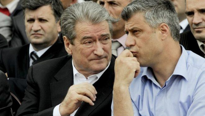 """Thaçi e quan Berishën """"gërmadhë të skenës politike shqiptare"""""""