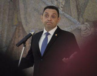 Vulin i reagon keq presidentit maqedonas që foli kundër ndarjes së Kosovës