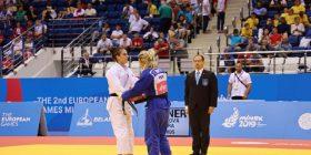 """Nora Gjakova siguron medalje në Lojërat Europiane """"Minsk 2019"""""""