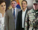 Politikanë të Serbisë: Shkojmë kur të duam në Kosovë, aq na bën ndalesa e Haradinajt