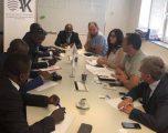 OAK dhe delegacioni nga Kongo diskutojnë mundësitë e eksportit të produkteve të Kosovës