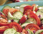 Mjekët ndalojnë urgjentisht kombinimin klasik në sallatë kastravec-domate, kjo është arsyeja