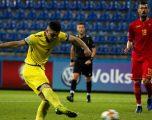 Kosova merr vetëm një pikë në Podgoricë