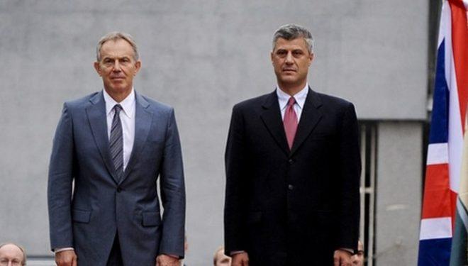 Presidenti falënderon Tony Blair: Shumë të rinj kosovarë bartin emrin e tij