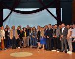 Limaj viziton Gjakovën, i bashkohet dhjetëra anëtarë të rinjë