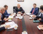 Haradinaj takon ambasadorët e Kosovës në Francë dhe Gjermani