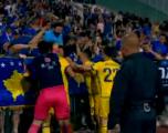 Shpërthejnë tifozët në Sofje, Muriqi shënon gol të bukur me kokë dhe barazon gjithçka