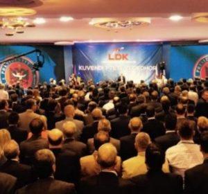 LDK merr vendim që Borovci e Abrashi të tërhiqen nga gara për kryetar të Degës së tretë në Prishtinë
