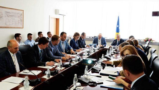 Ministria e Financave dhe Banka Botërore mbajnë takimin e radhës për rishikimin e portfolios kreditore