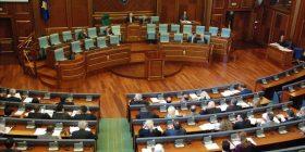 Në tentimin e shtatë miratohet në parim projektligji për rimëkëmbje ekonomike