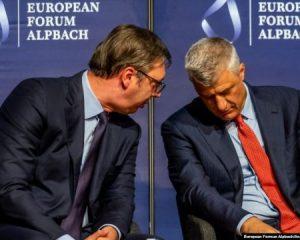 Mosmarrëveshja Kosovë-Serbi gëzon vëmendje të nivelit të lartë amerikan