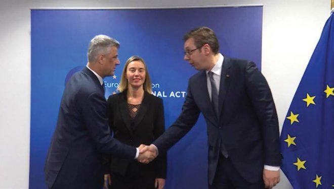 Beogradi nuk i bindet SHBA-së në raport me Kosovën
