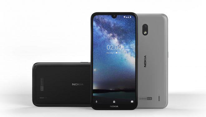 Telefoni 99 eurosh i Nokia ka ekran masiv