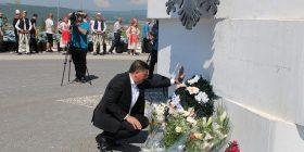 Haziri: Paqja jonë është shkruar me gjakun dëshmorëve, heronjve dhe martirëve
