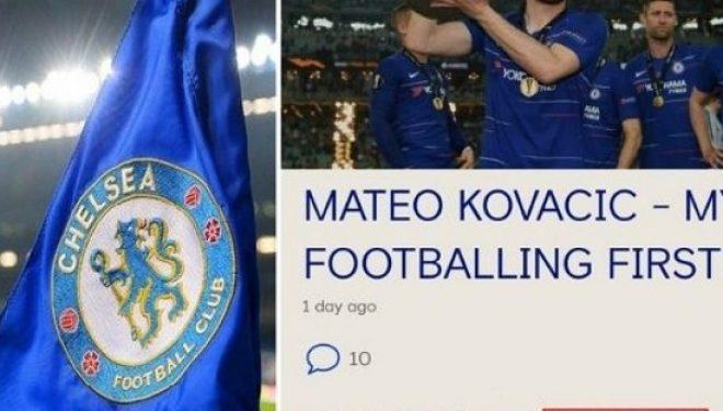 Chelsea tregon aksidentalisht transferimin e Mateo Kovacicit?