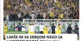 Nuk po u besojnë syve: mediat serbe Kombëtares së Kosovës i referohen ndryshe