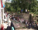 """""""Emigrantët po vdesin në Bosnje"""", paralajmërimi i Kryqit të Kuq"""