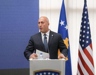 Haradinaj: Amerika është engjëlli mbrojtës i Kosovës, ne jemi Europë