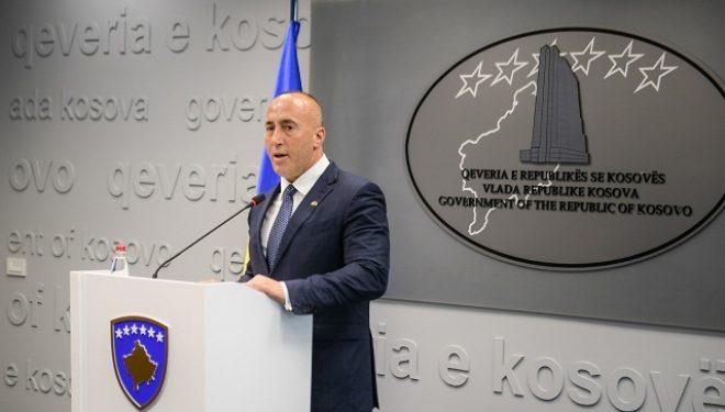 Haradinaj: Kosova ka forcuar pozicionin e saj në një kryeqytet kaq vendimmarrës të Evropës dhe botës